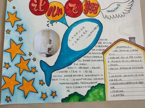 东营市晨阳学校心理健康节表彰大会暨心理健康手抄报活动圆满结束