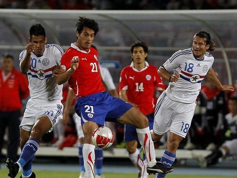 美洲杯前瞻:智利vs巴拉圭,桑切斯缺席,比达尔领衔,第二恐不保