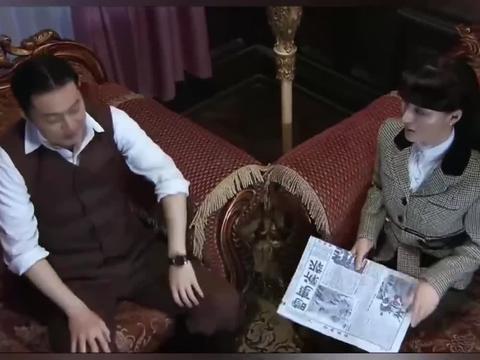 渗透:齐公子让陈兴洲和他联手,制服许忠义,保证他坐稳位子