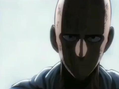 一拳超人:地面由我来守护,承受不住我的认真,一拳还来侵略地球