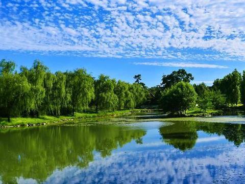 中国适合避暑的5个地方,空气好风景如画,根本不用开空调