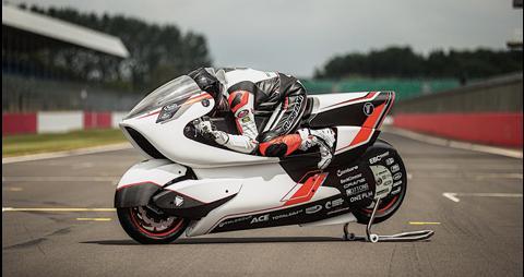 挑战400公里每小时极速,F1空气动力学电动车