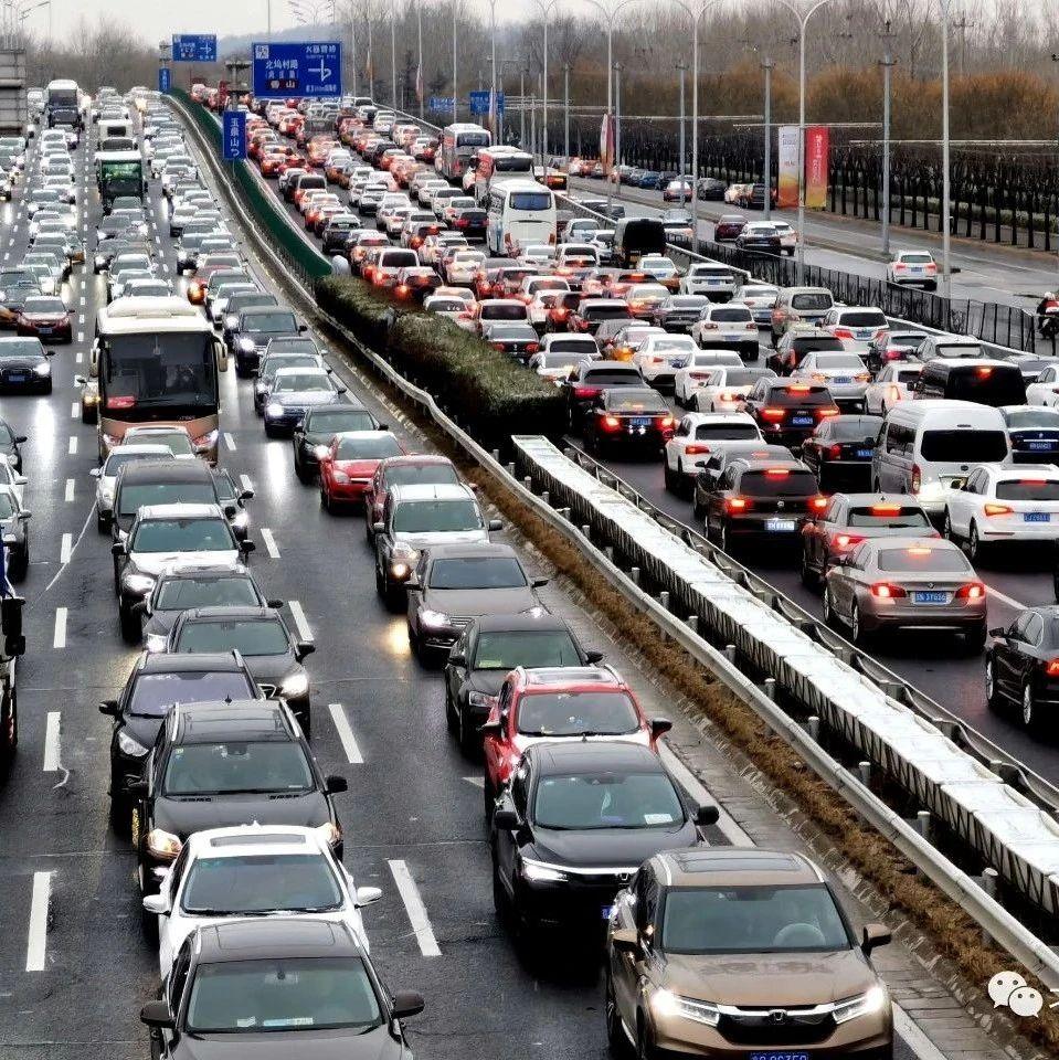 明天北京这些道路,分时、分段采取临时交通管理措施