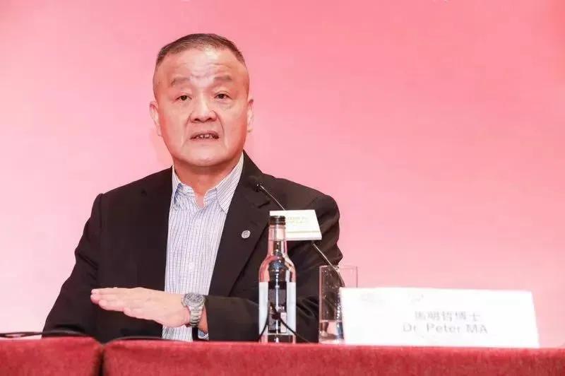 """再次开启""""领跑型改革"""":解读马明哲与中国平安的数字化之路"""
