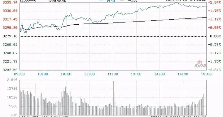 今日收评:指数全天震荡走高创指涨2%,牛市旗手拉开反攻序幕