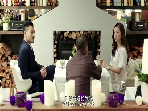 陆垚知马俐:马俐给朋友说的这句话,这是什么意思?