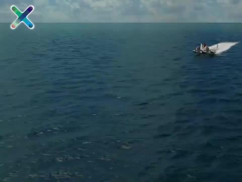 会飞行的摩托艇,时速120公里,原来是泡妹神器