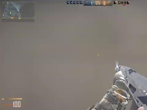 穿越火线HD:AK47银翼杀手,排位疯狂锁头,敌人苦不堪言