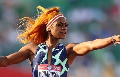 美国女子短跑25年魔咒继续 00后理查德森涉药将无缘东京奥运