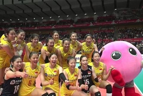 中国女排公布奥运会名单,姚迪、刘晓彤、刘晏含、王媛媛幸运入围