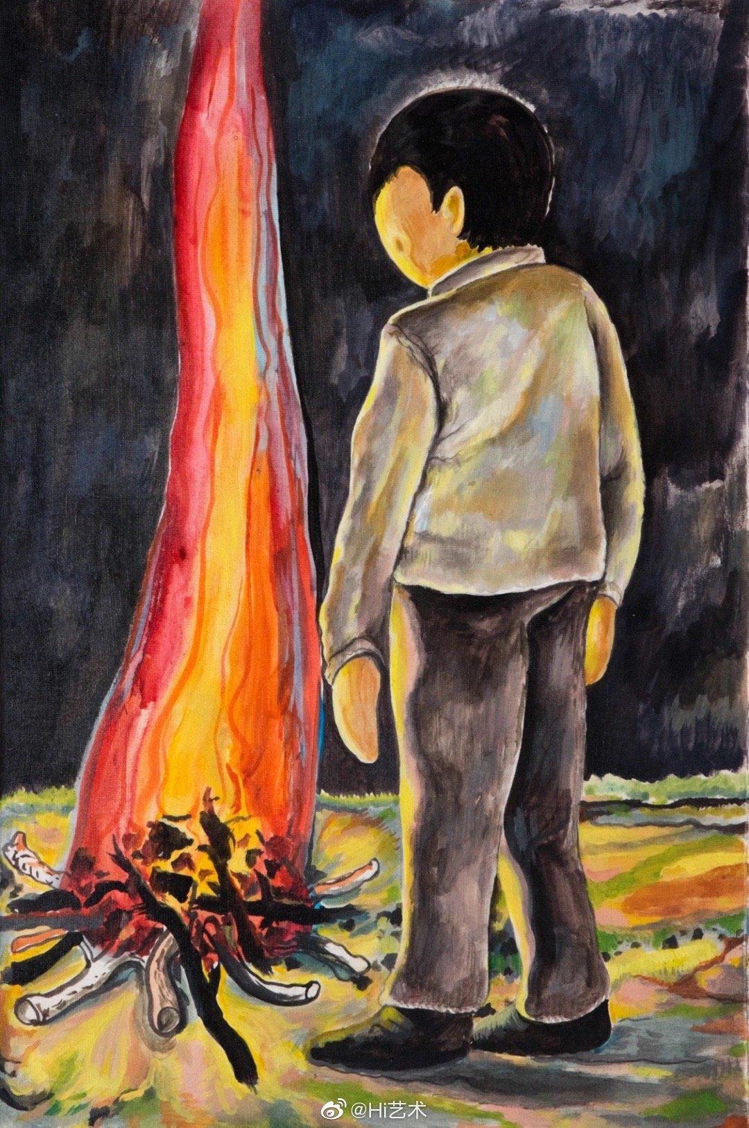 李继开个展— 镀银的夜行者 正在北京玉兰堂画廊展出……