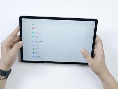 三星Galaxy Tab S7 FE上手体验:安卓版iPad Pro?