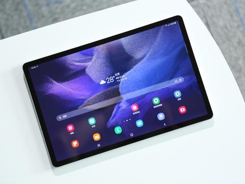 三星Galaxy Tab S7 FE体验:S-Pen体验依旧出色