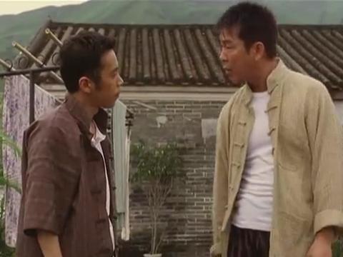 无问题2:元彪教小伙功夫,为啥要那么搞笑,能不能好好教啊?