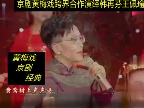 京剧黄梅戏跨界合作演绎韩再芬王佩瑜戏韵流长