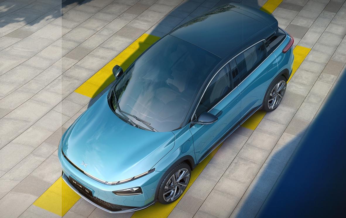 小鹏G3i上市,搭P7同款前脸成20万级智能SUV首选?
