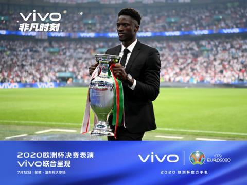 vivo+意大利,2020欧洲杯瞬间成蓝色的海洋