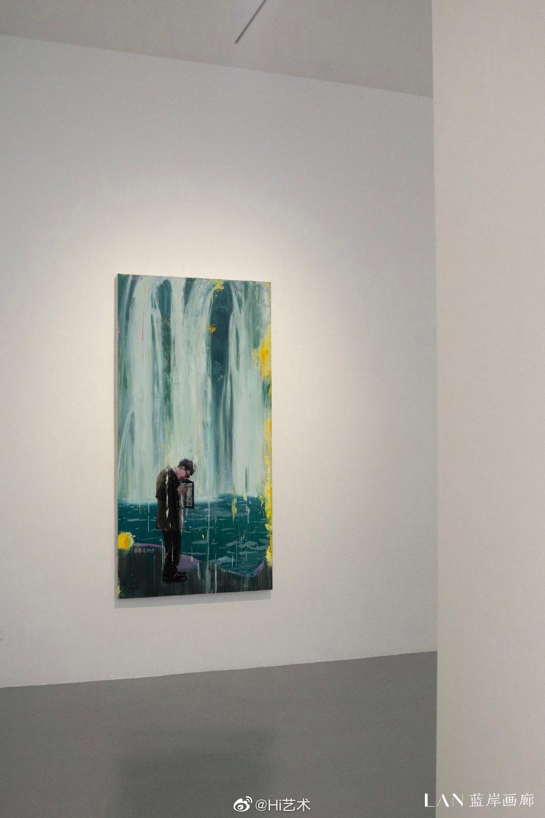深圳新展 @蓝岸画廊 于2021年7月3日推出夏季群展《时间 · 光影》