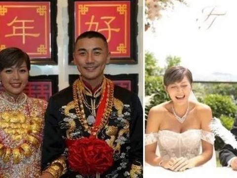 洪永城正式迎娶梁诺妍 激动宣布妻子怀孕四月 双喜临门!豪办婚礼