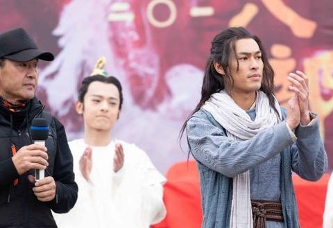 《天龙八部》第7次翻拍,杨祐宁演乔峰,配角阵容成亮点
