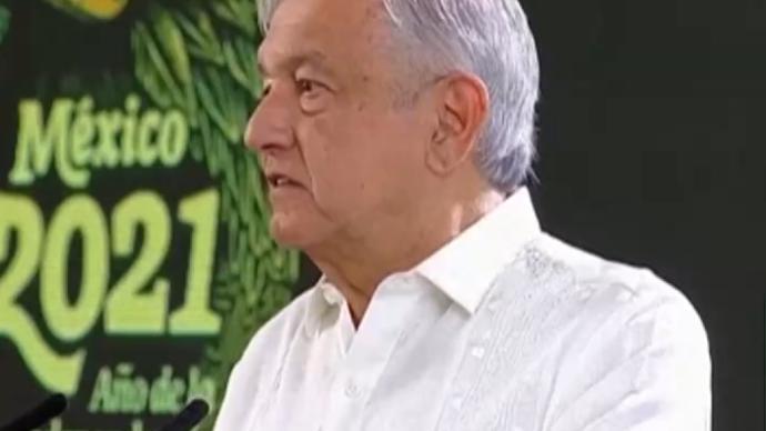 墨西哥总统呼吁美国终止对古巴的封锁