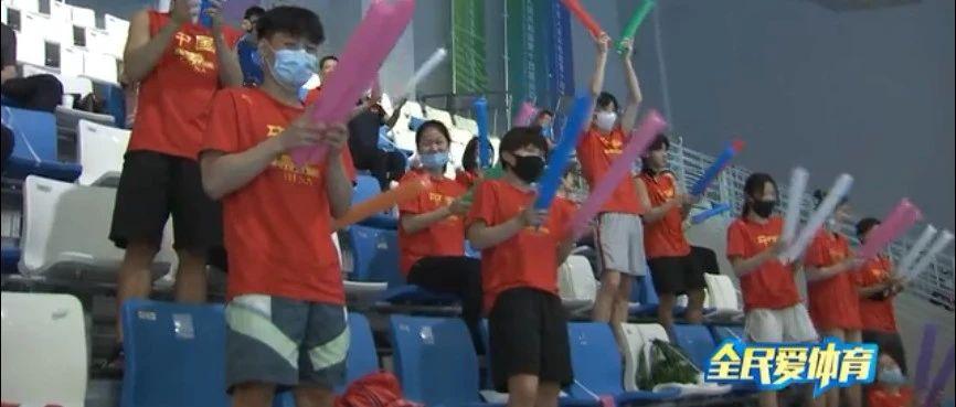 陕西七套全运融媒体频道:十四运会竞技项目首金产生 跳水青年组女子双人10米台江苏队夺冠
