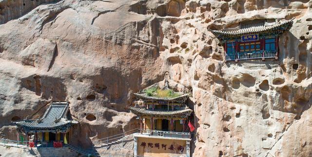 张掖马蹄寺:河西佛教圣地的三大艺术宝库之一
