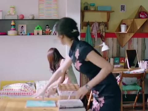 刘敏涛发现富春山居图,果果身份遭怀疑,她可能是金依蓓?