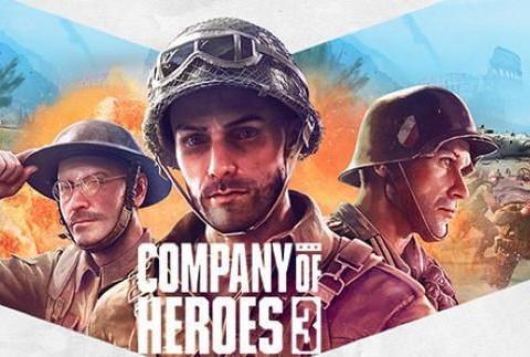 世嘉公布浸入式RTS《英雄连3》,Steam可免费试玩