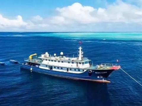 西沙群岛,比梦境更梦幻,仅允许持大陆身份证中国公民进入!
