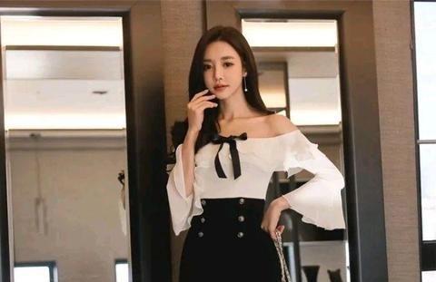 孙允珠美图欣赏:第800期,惊梦蝴蝶凡尔赛宫廷甜美衣裙