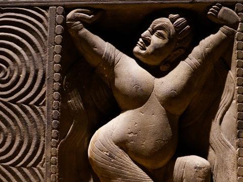 山西大同博物馆入选一级博物馆,这几尊北魏文物功不可没,很是精美