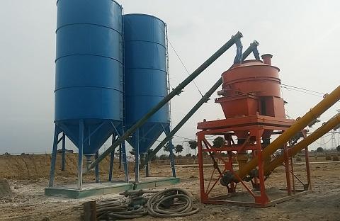 软土原位固化修复系统助力连云港基建项目