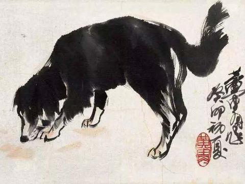 """齐白石再传弟子-汤发周趣谈:李可染称黄胄画狗才是""""天下第一"""""""