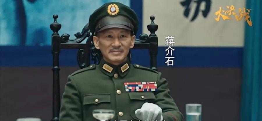 大决战中蒋介石是谁演的 扮演者王劲松个人资料背景经历介绍