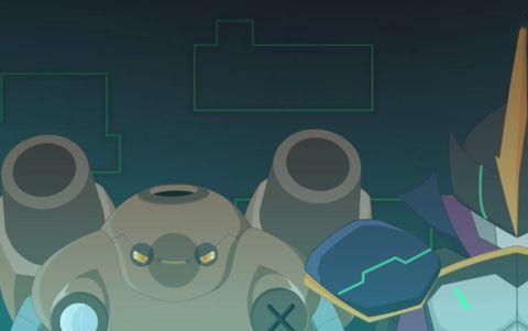 决战次世代最新一集封神,机器人细节引人泪目,喜羊羊是少儿漫?