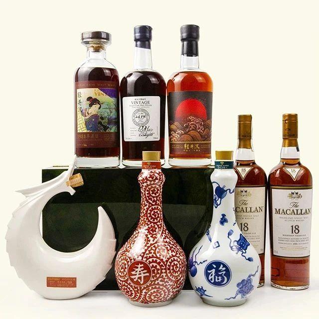 苏格兰威士忌专场 ,61款品质佳酿,即将截拍