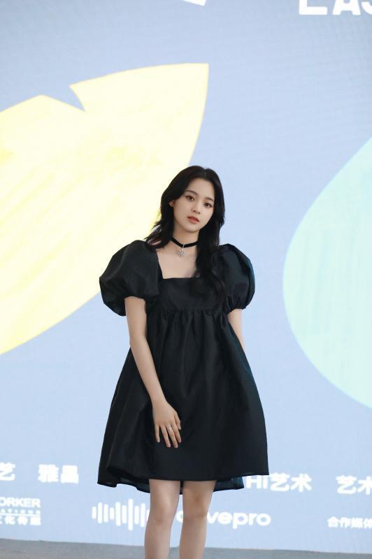 欧阳娜娜首张音乐专辑《NANA藏》正式上线,跨界艺术展在上海开幕