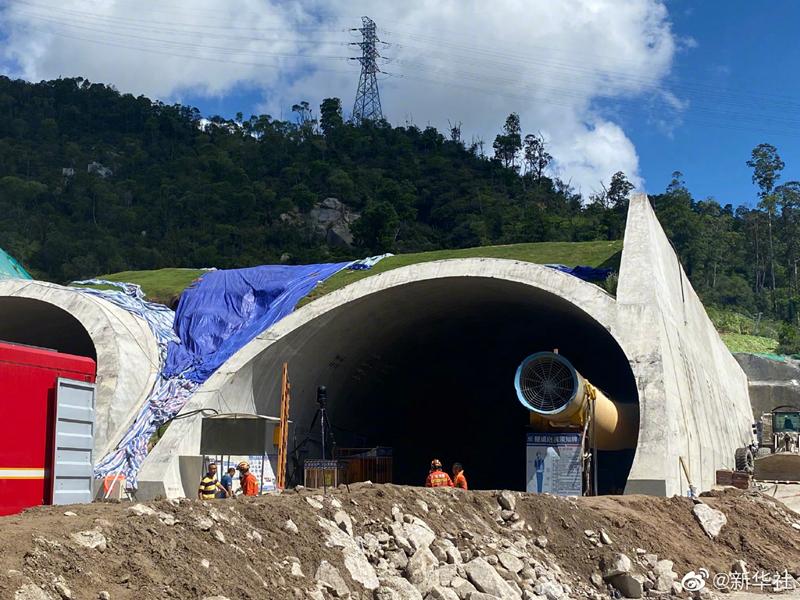广东成立珠海石景山隧道7·15透水事故调查组