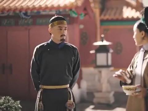 如懿:娴妃跟乾隆多年未见,却问他知不晓得这句话,意味深长!