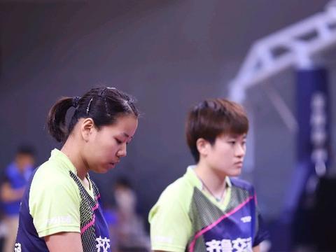王艺迪与顾玉婷入选,击败陈梦的陈幸同,没有出现在保障团里