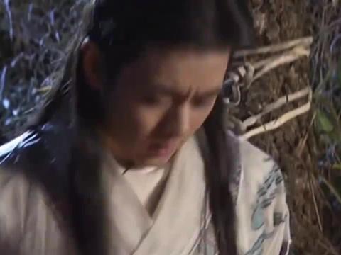 天龙八部,吐蕃国师鸠摩智,亲自烤鸡给段誉吃!