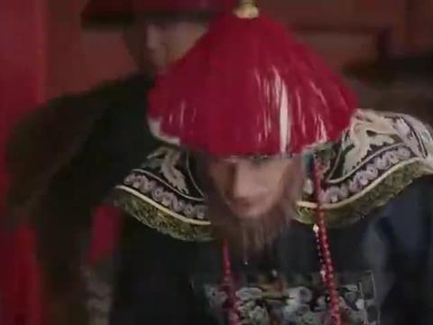 如懿传:如懿得知皇上让郎世宁为他和容贵人同入画像,心灰意冷