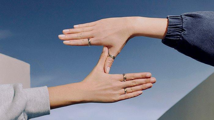 卡地亚Trinity系列戒指