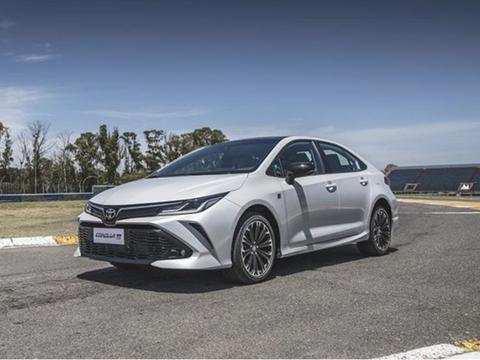 一汽丰田卡罗拉GR SPORT版申报图曝光 造型更具侵略性