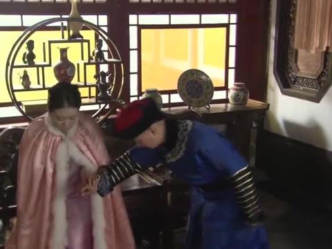 步步惊心:王喜将玉檀的绝笔血书交给若曦,信上写了玉檀想说的话