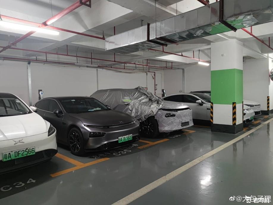 或定位中大型SUV 小鹏汽车全新车型计划明年年底发布