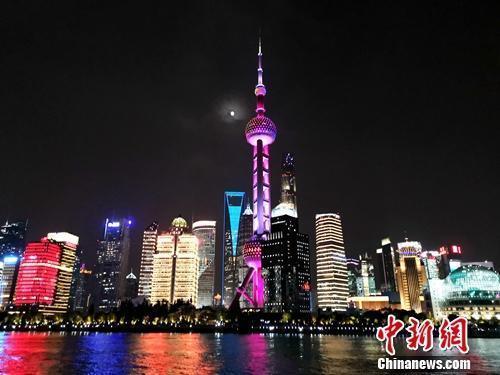 上海外滩。中新网记者 张旭 摄