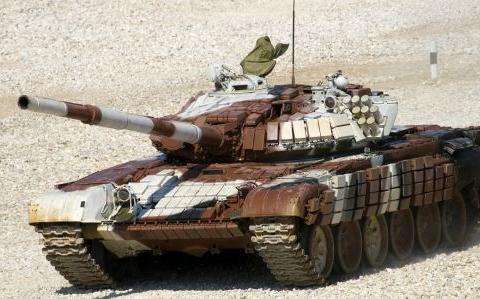 看看那时的苏维埃坦克吧