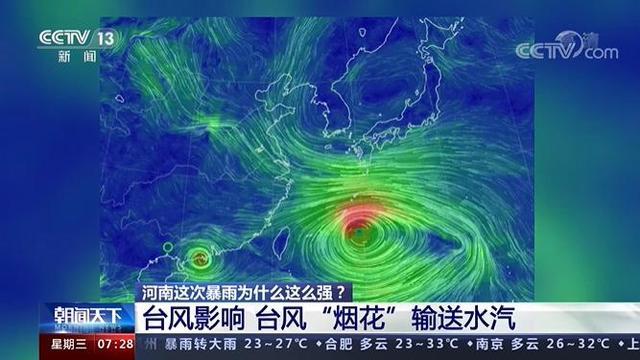 河南这次为什么会遭遇极端强降雨下这么大的暴雨?发洪水的原因是什么